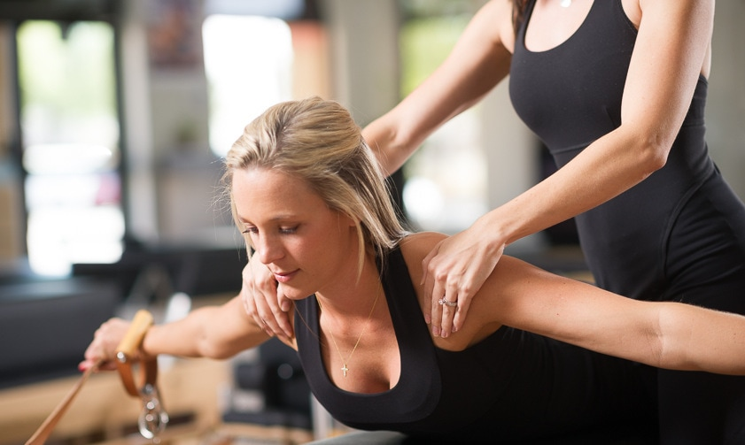 pilates and gyrotonic teacher trainings at center works studio on orcas island eastsound wa
